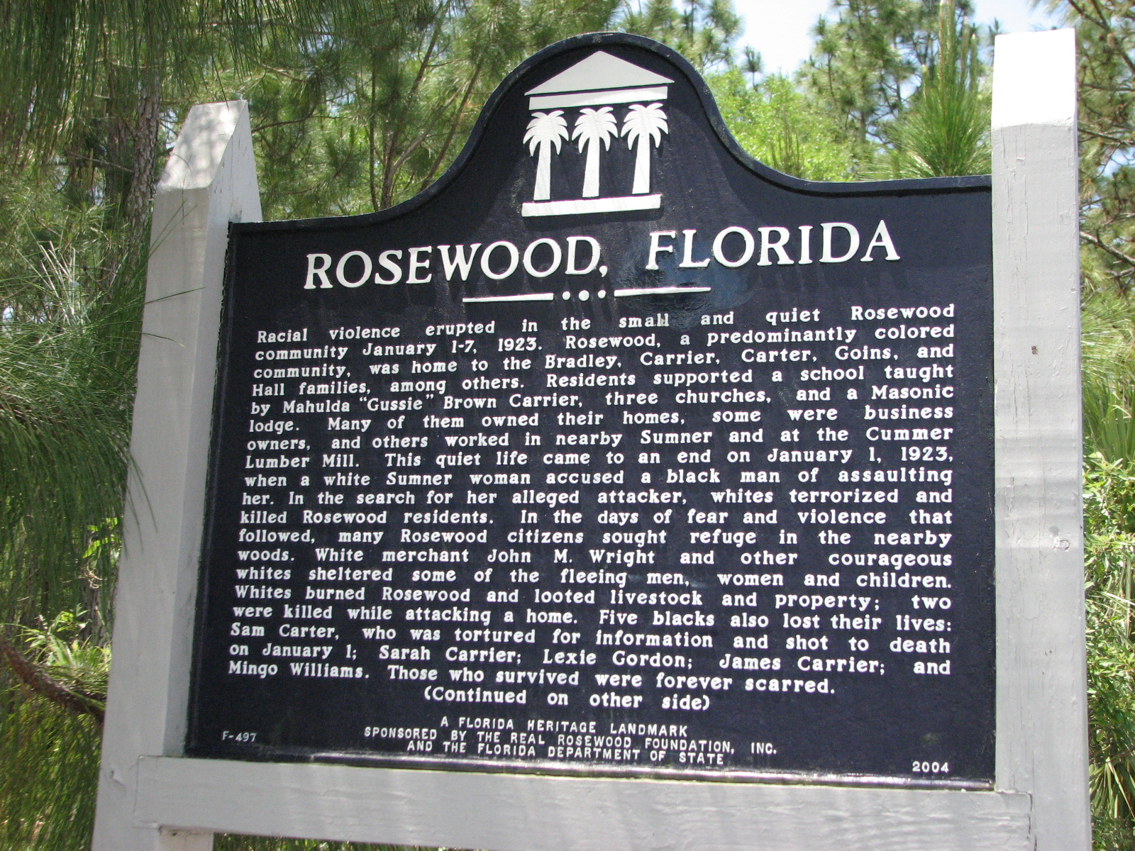 """File Rosewood Florida Rc12409 Jpg: """"The Long Silence Is Broken And The Shadow Lifted"""