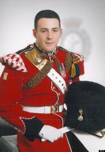 25 year old Drummer Lee Rigby 2nd battalion of The Royal Fusiliers