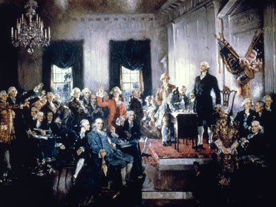 Constitution drafting