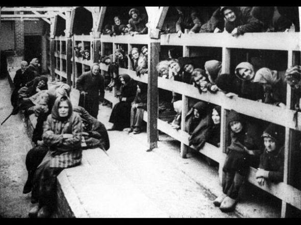 nazi death camps women