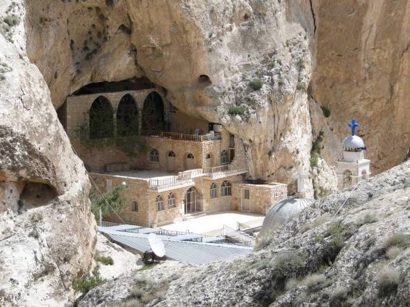 St. Theclas (Mar Takis) in Syria