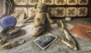 England  Old Things left behind Andre Govia photo