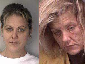 What the use of Meth has done to this woman.