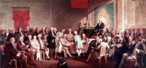Signers of the Constitution
