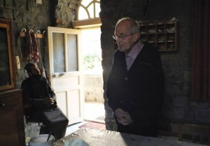 Father  Frans van der Lugt in Syria5