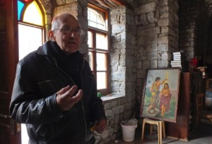 Father  Frans van der Lugt in Syria6
