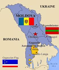 Moldova and Ukraine