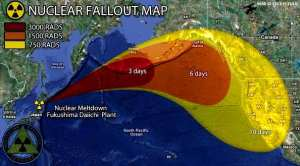 Radiation Fallout