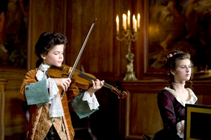 Child performs as Mozart did at this age