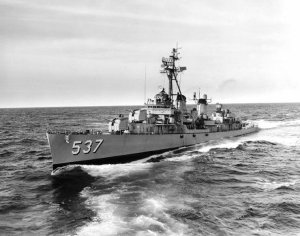 USS The Sullivans DD-537)