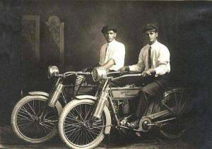 Business men helped the economy and forged the future like William Harley and Arthur Davidson known today as the famous Harley motorcycles ridden by millions.