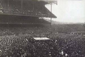 Yankee stadium boxing 1923