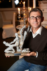 The Scandinavian Human Rights Committee has chosen to honour Mr Luca Volontè for his promotion and encouraging of the effective exercising of the human rights and freedoms by granting him the Scandinavian Human Dignity Award 2011