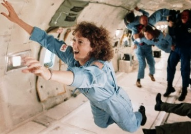 Christa McAuliffe space