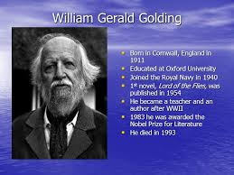 William Golding  The Lord of the Flies