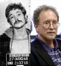 Bill Ayres on wanted by FBI and Professor Ayres today