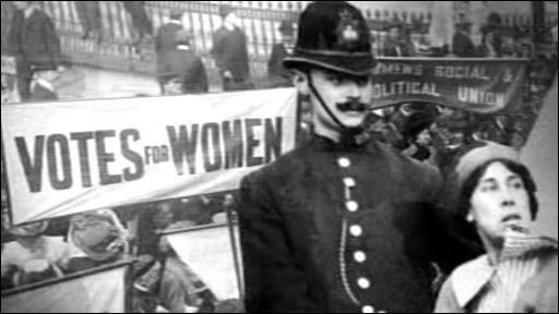 police and women