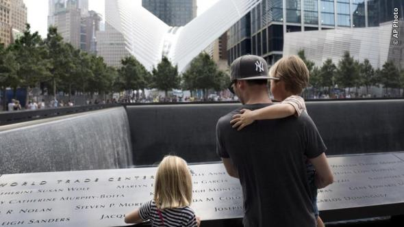 9-11 Father and children remember