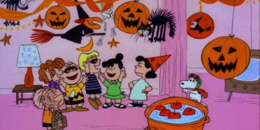 Charlie Brown and the gang