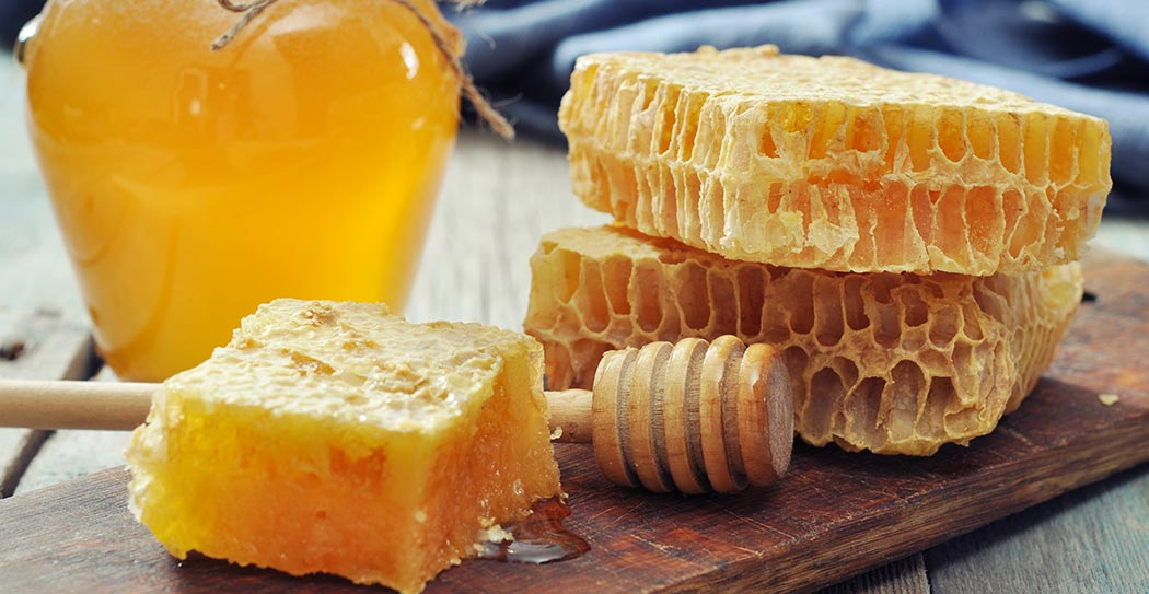 honey-honeycomb