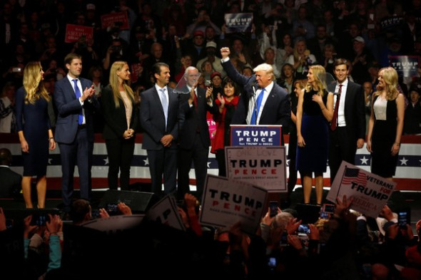 president-elect-trump-and-family
