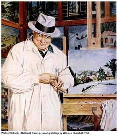 winston-churchill-painter2