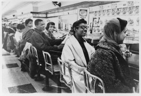 Segregation sit-in protests