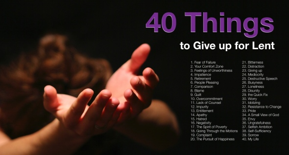 40-things-for-lent-list