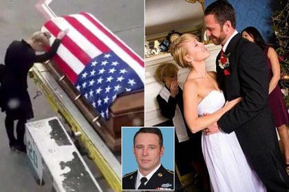 Shawn Thomas and wife Coming Home killed in Niger