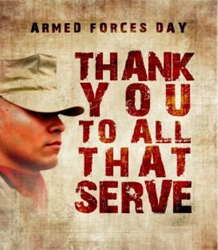 Thank you to all that serve
