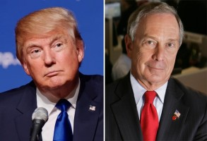 Trump and Bloomberg