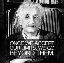 Albert Einstein and acceptance
