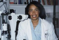 Dr. Patricia Bath cataract