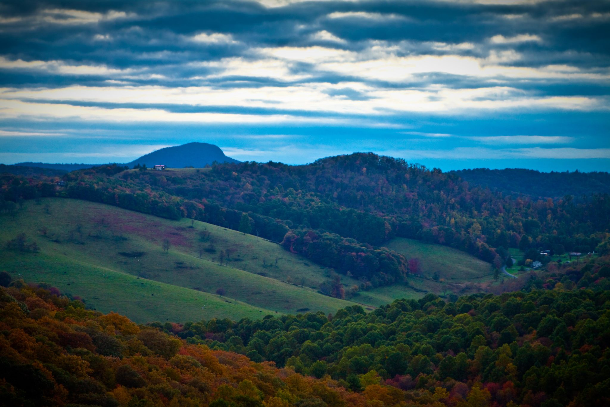 Blue Ridge Mts