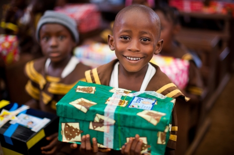 Operation Christmas Graham Liberia