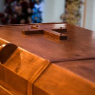 Billy Graham's plywood casket made by inmates at the Louisiana State Penitentiary3.