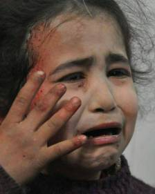 Syrian child AP picture