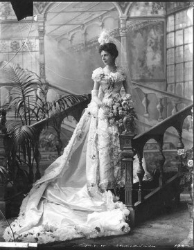 Consuelo Vanderbilt wedding