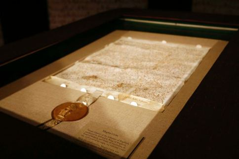 picture of magna carta