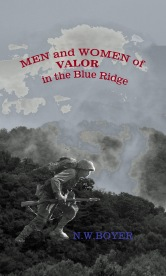 Men and Women of Valor Book Front revised