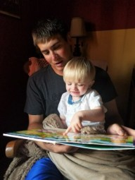 Learning early about reading