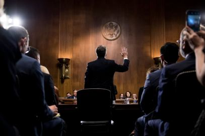 Kavanaugh-sworn-before-testifying