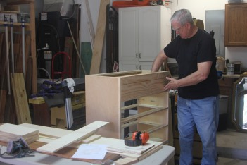 Bill making a chest 3