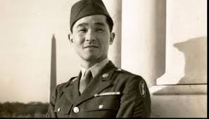 kazuo Yamae in uniform WWII