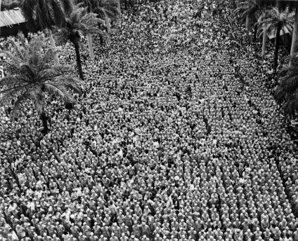 Thousands of Japanese fight as America Nisei