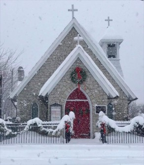 Trinity Episcopal in Mt Airy NC