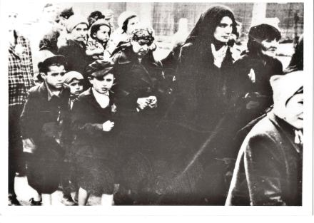 auschwitz judith and family