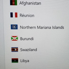 countries and their flags of viewers2