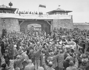 liberation of death camps