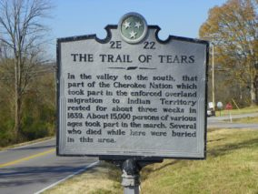 Native Americans Trail of Tears2
